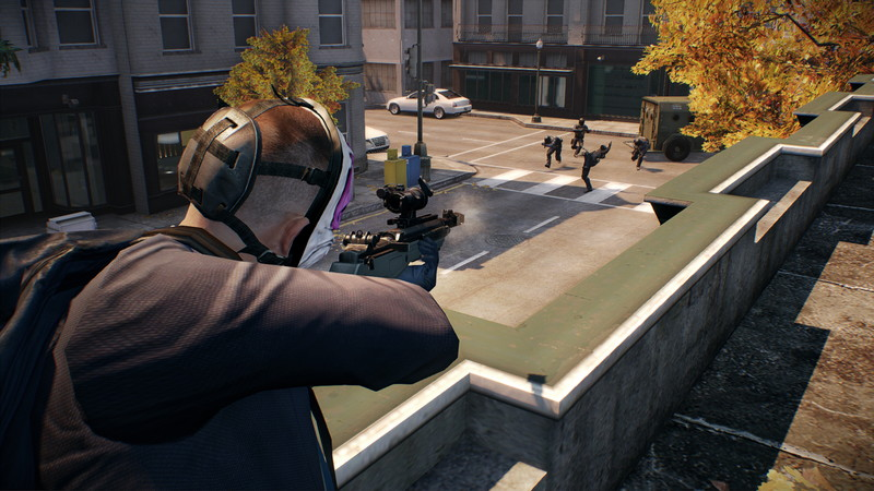 Payday 2 - screenshot 2
