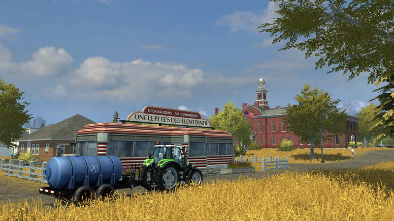 Farming Simulator 2013: Titanium Add-on - screenshot 12