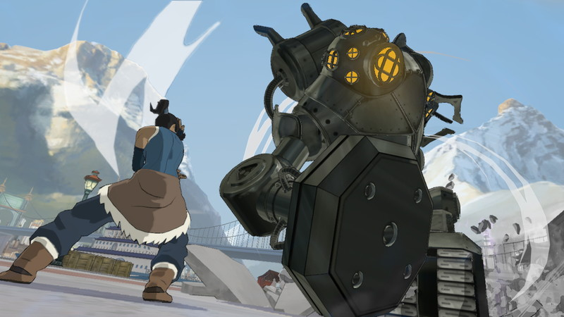 The Legend of Korra - screenshot 7