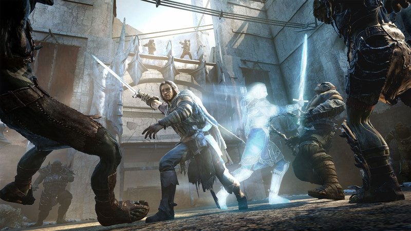 Middle-earth: Shadow of Mordor - The Bright Lord - screenshot 1