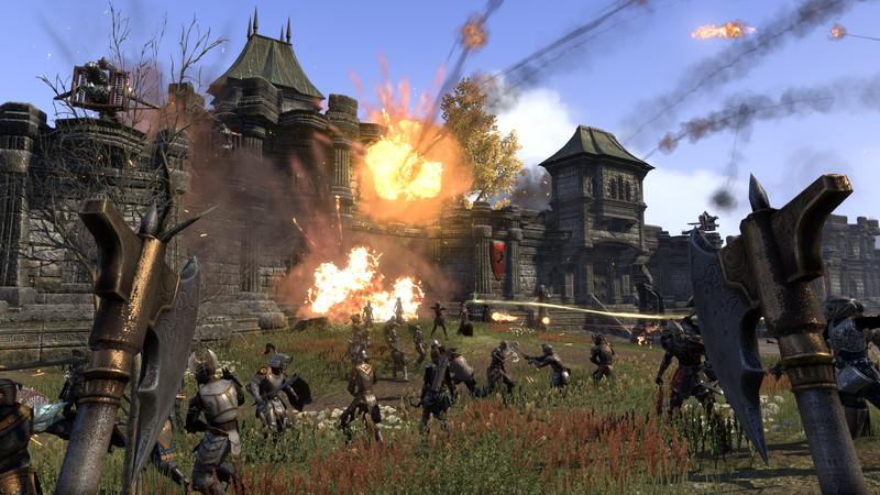 Rent The Elder Scrolls Online: Tamriel Unlimited on Xbox