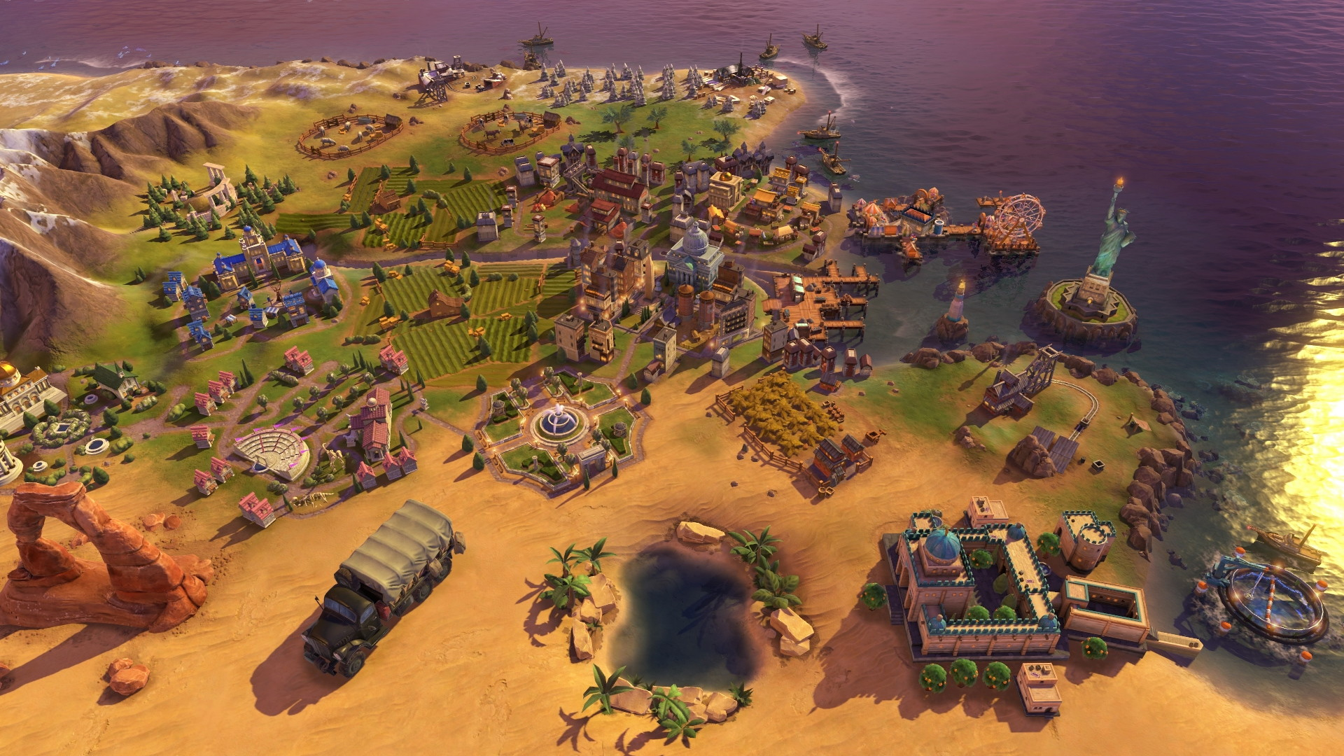 Civilization VI: Rise and Fall - screenshot 8
