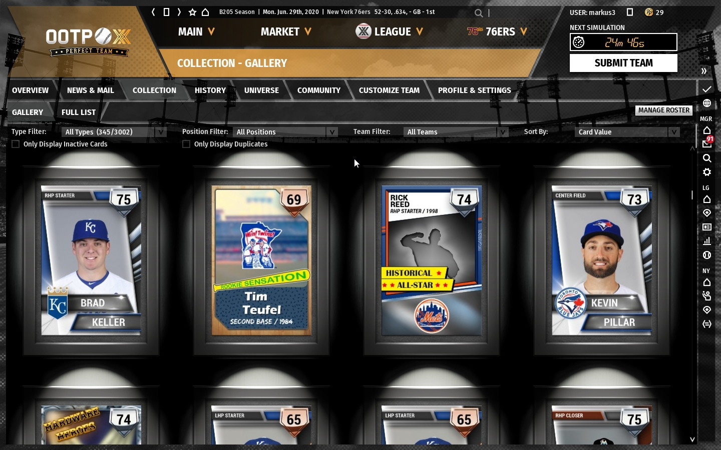 Out of the Park Baseball 20 - screenshot 4