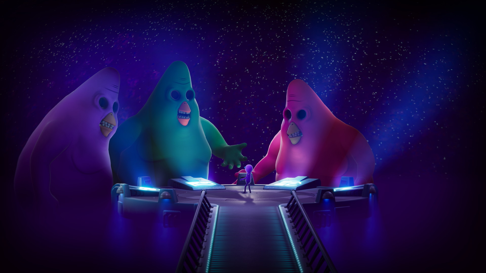 Trover Saves the Universe - screenshot 7