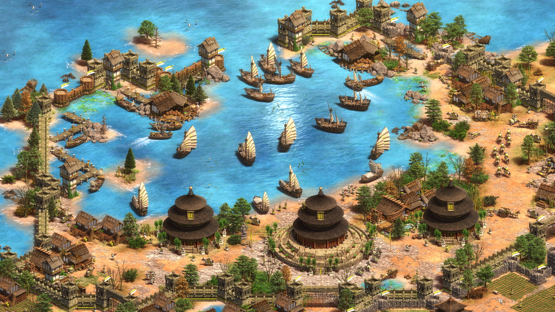 Age of Empires II: Definitive Edition - screenshot 10