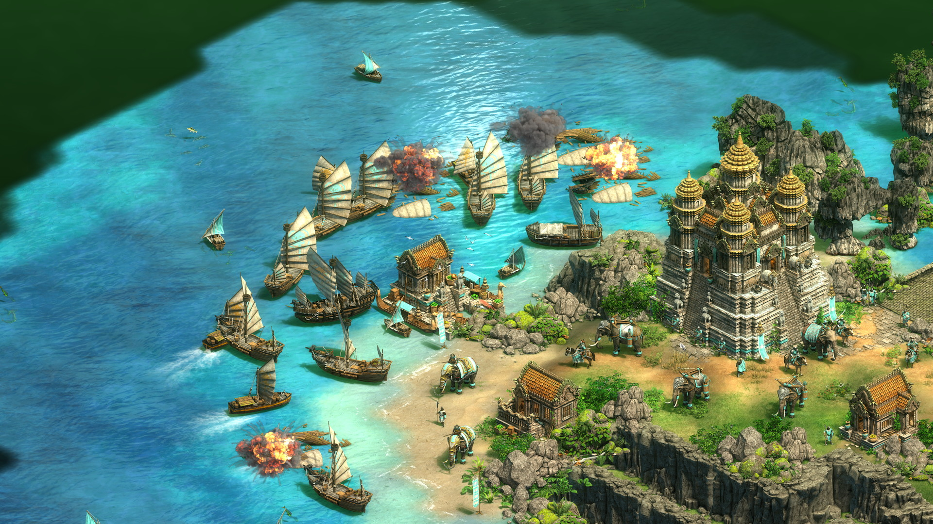 Age of Empires II: Definitive Edition - screenshot 7