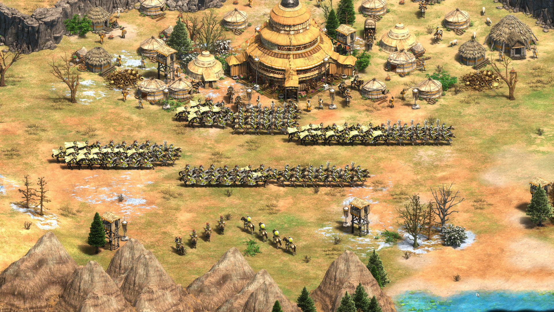 Age of Empires II: Definitive Edition - screenshot 4