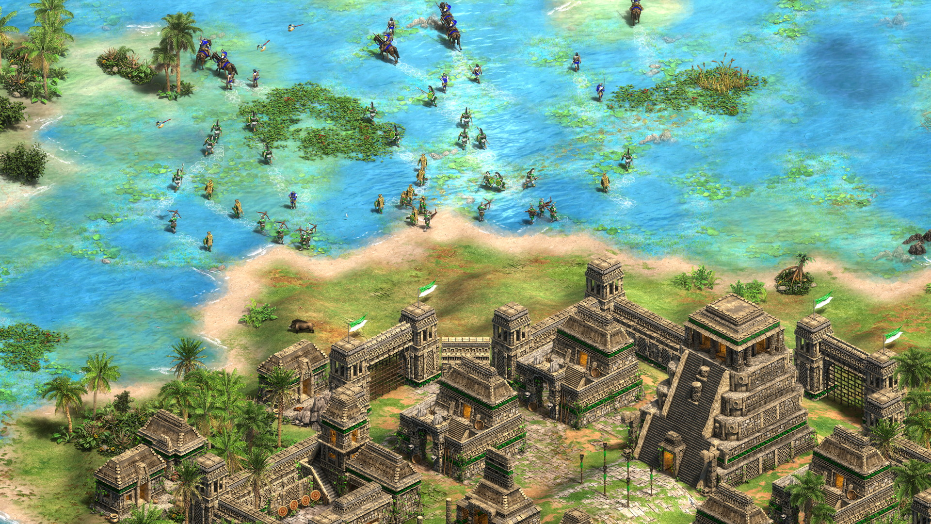 Age of Empires II: Definitive Edition - screenshot 3