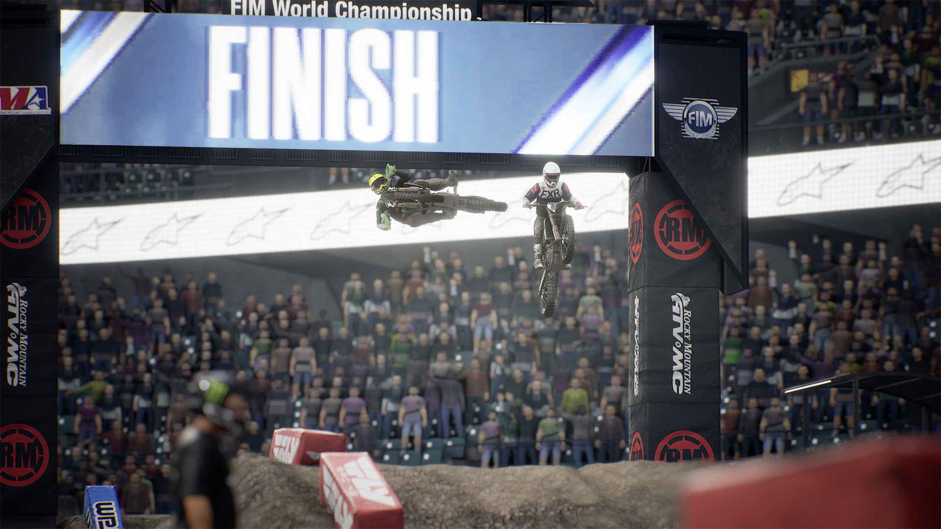 Monster Energy Supercross 3 - The Official Videogame - screenshot 14