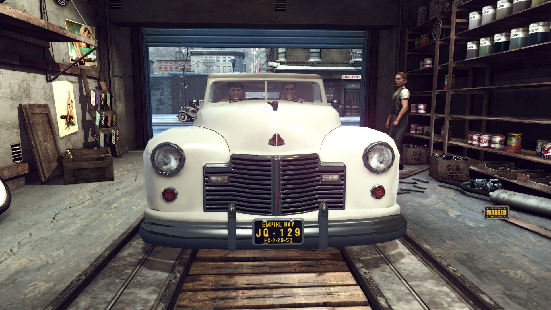 Mafia II: Definitive Edition - screenshot 3