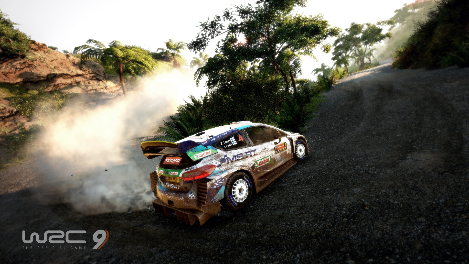 WRC 9 - screenshot 4