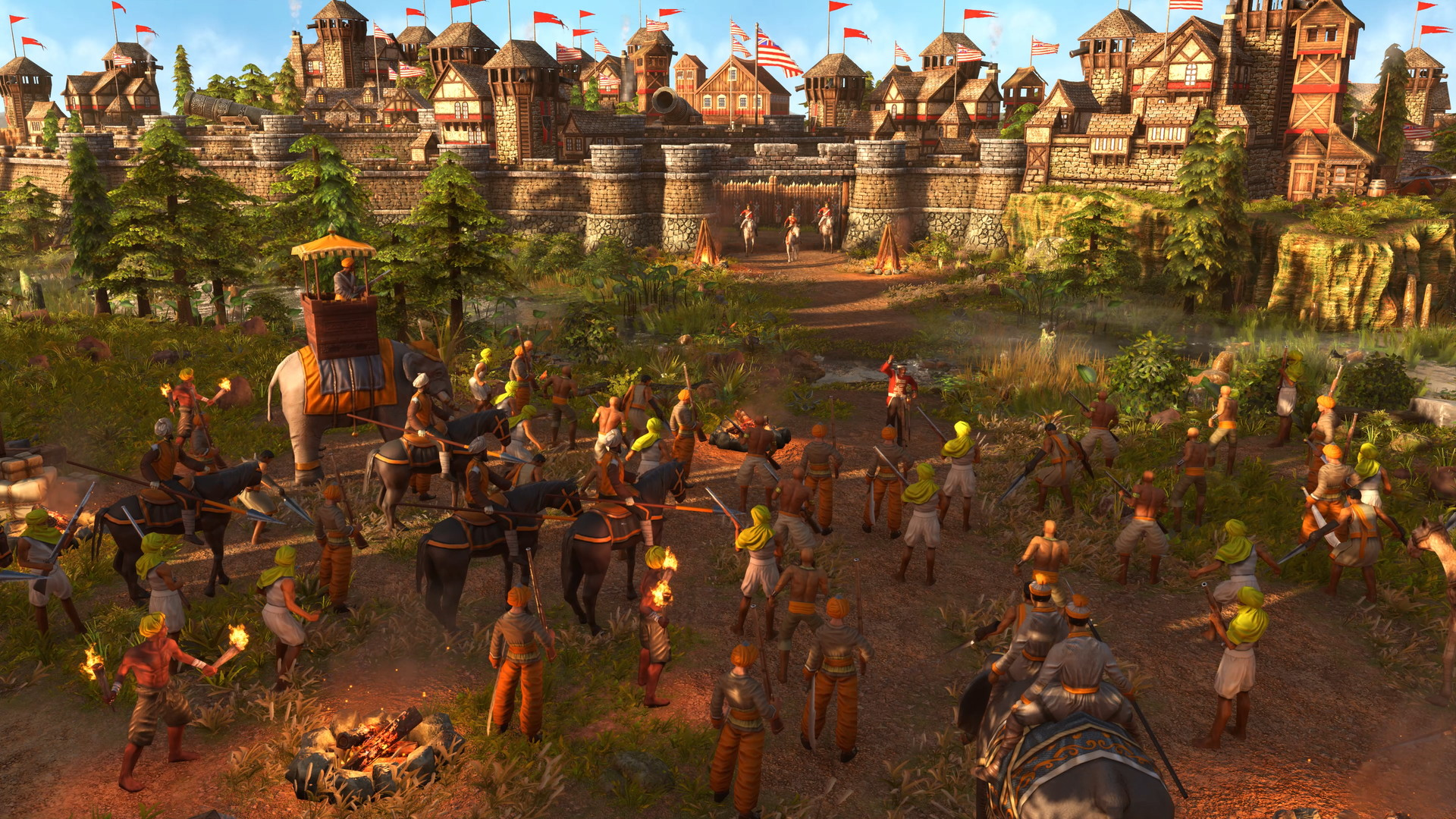 Age of Empires III: Definitive Edition - screenshot 6