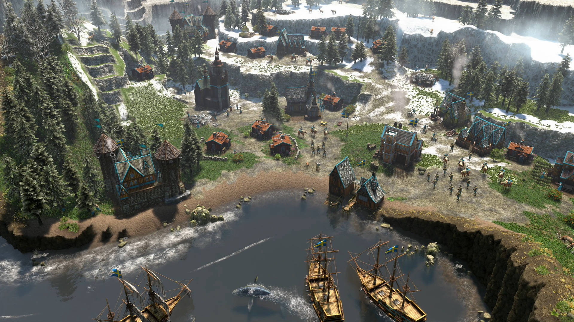 Age of Empires III: Definitive Edition - screenshot 4