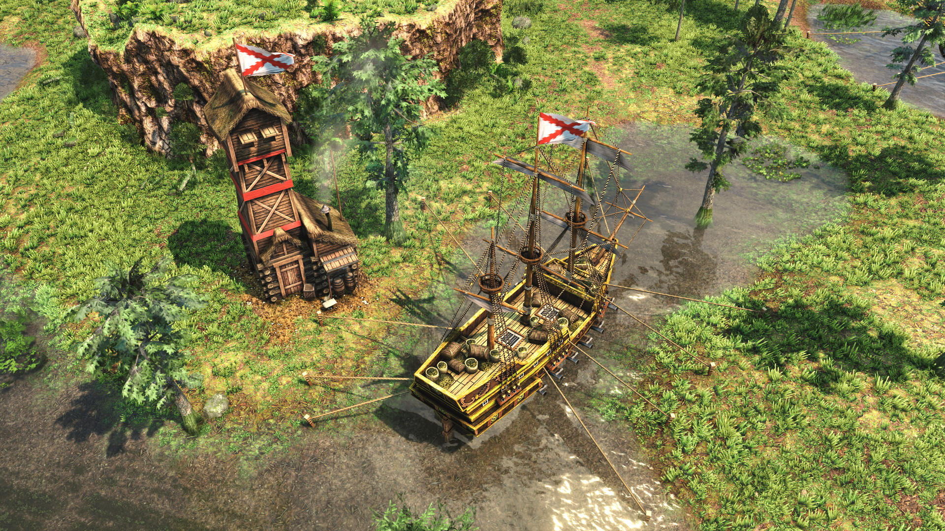 Age of Empires III: Definitive Edition - screenshot 2