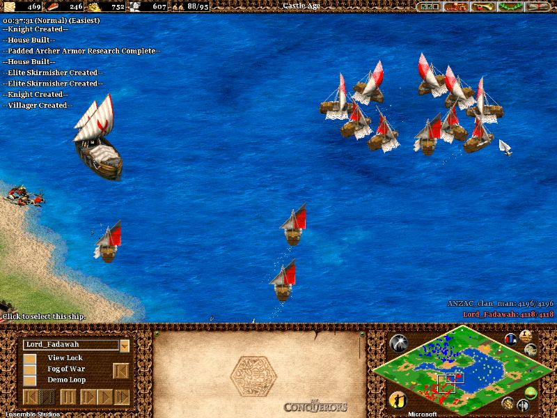 Age Empires 2 Conquerors Expansion Full Game