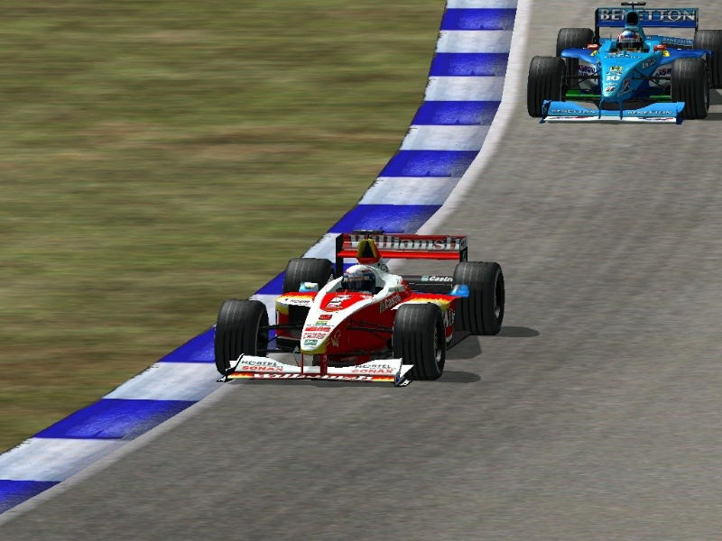 F1 Challenge '99-'02 - screenshot 2