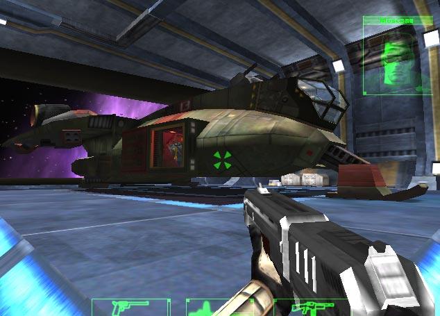 Mace griffin bounty hunter - archiv - screenshots