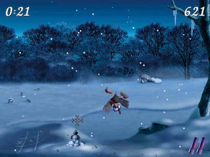 Moorhuhn Winter Spielen