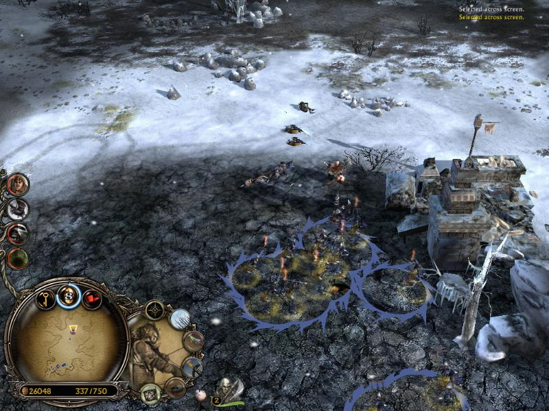Lord of the Rings: The Battle For Middle-Earth 2 - screenshot 4