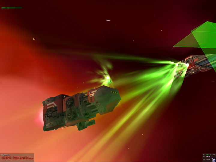 Homeworld: Cataclysm - screenshot 3
