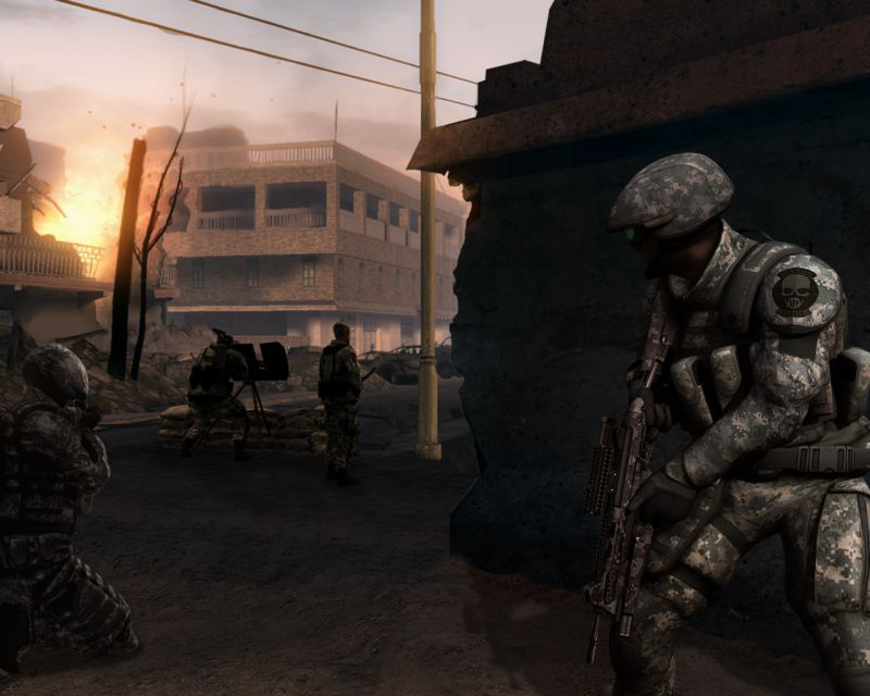 Ghost Recon: Advanced Warfighter 2 - screenshot 4