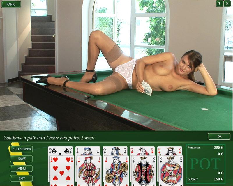 Porn star poker