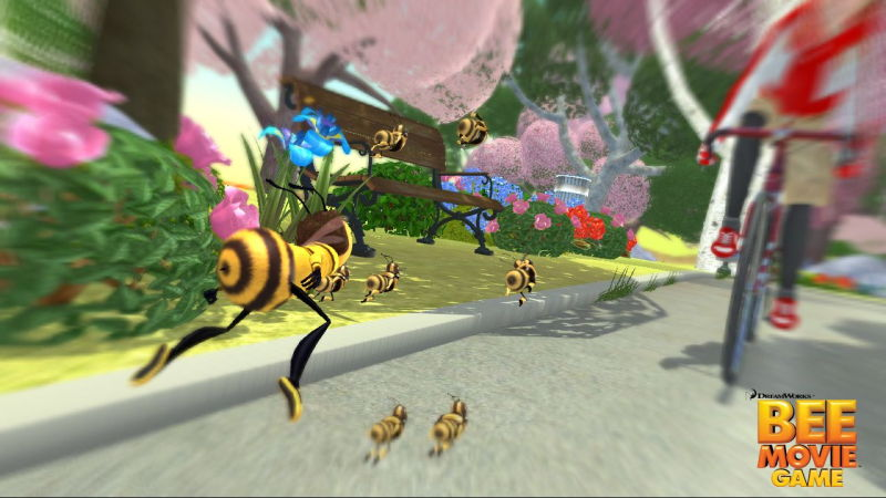 Download Bee Movie Game Completo Software: Bee Movie