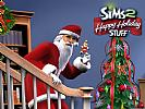 The Sims 2: Happy Holiday Stuff - wallpaper