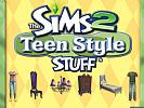 The Sims 2: Teen Style Stuff - wallpaper