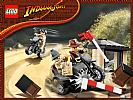 LEGO Indiana Jones: The Original Adventures - wallpaper #2