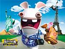 Rayman Raving Rabbids 2 - wallpaper