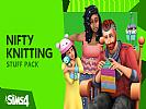 The Sims 4: Nifty Knitting Stuff - wallpaper