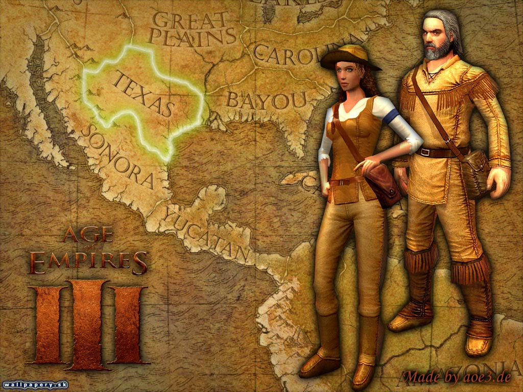 Age of Empires 3: Age of Discovery - wallpaper 8