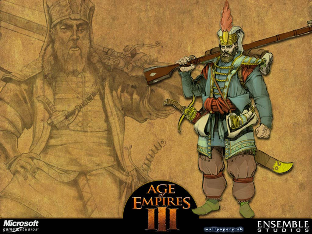 Age of Empires 3: Age of Discovery - wallpaper 15