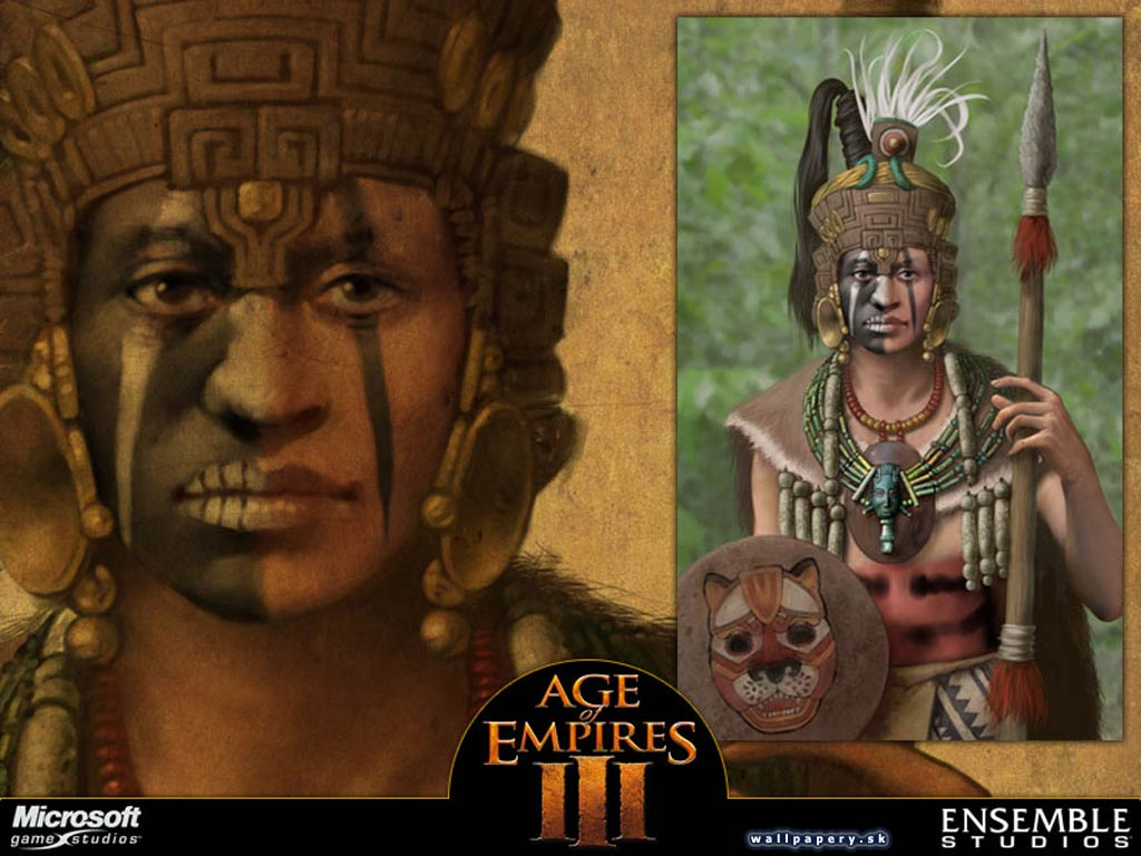 Age of Empires 3: Age of Discovery - wallpaper 17