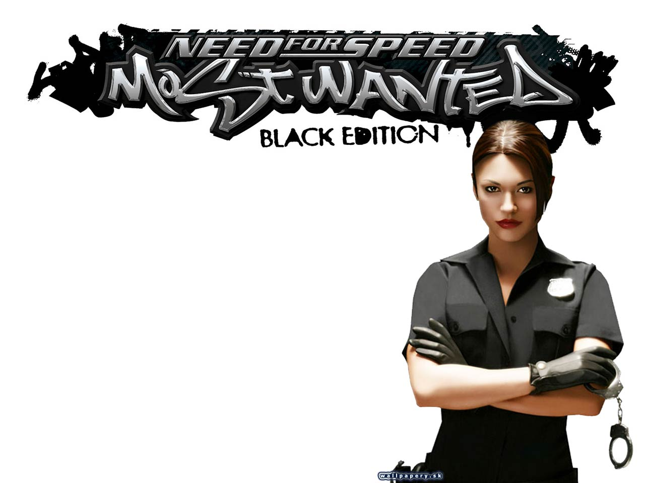 Need for Speed: Most Wanted Black Edition - wallpaper 2 ...