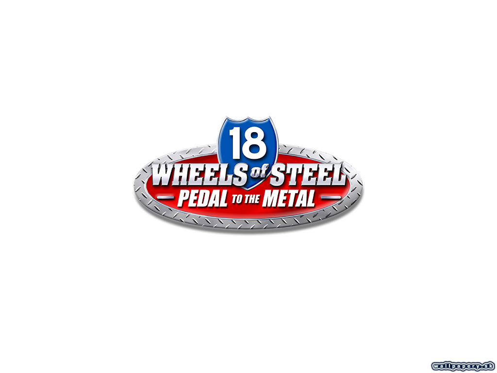 18 Wheels of Steel: Pedal To The Metal - wallpaper 6