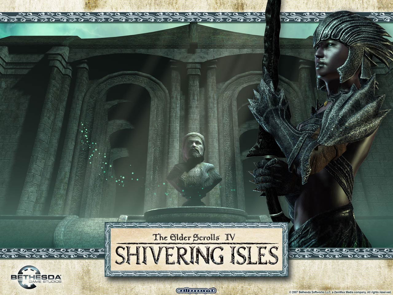 The Elder Scrolls 4: The Shivering Isles - wallpaper 4