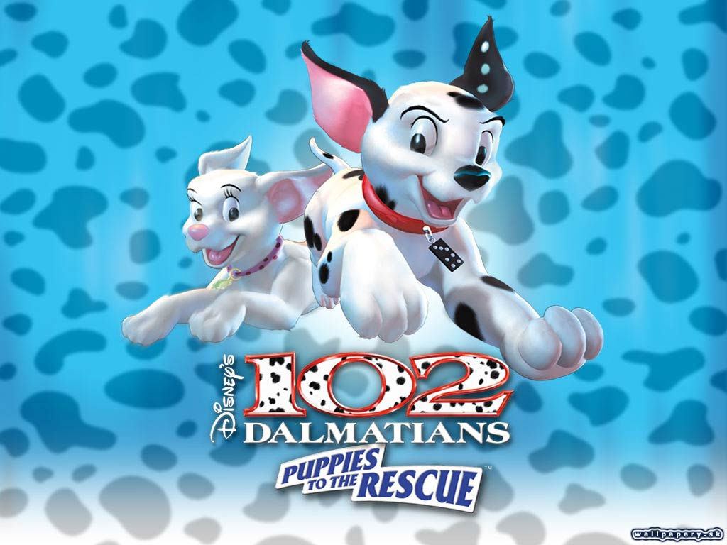 102 Dalmatians: Puppies to the Rescue - wallpaper 1