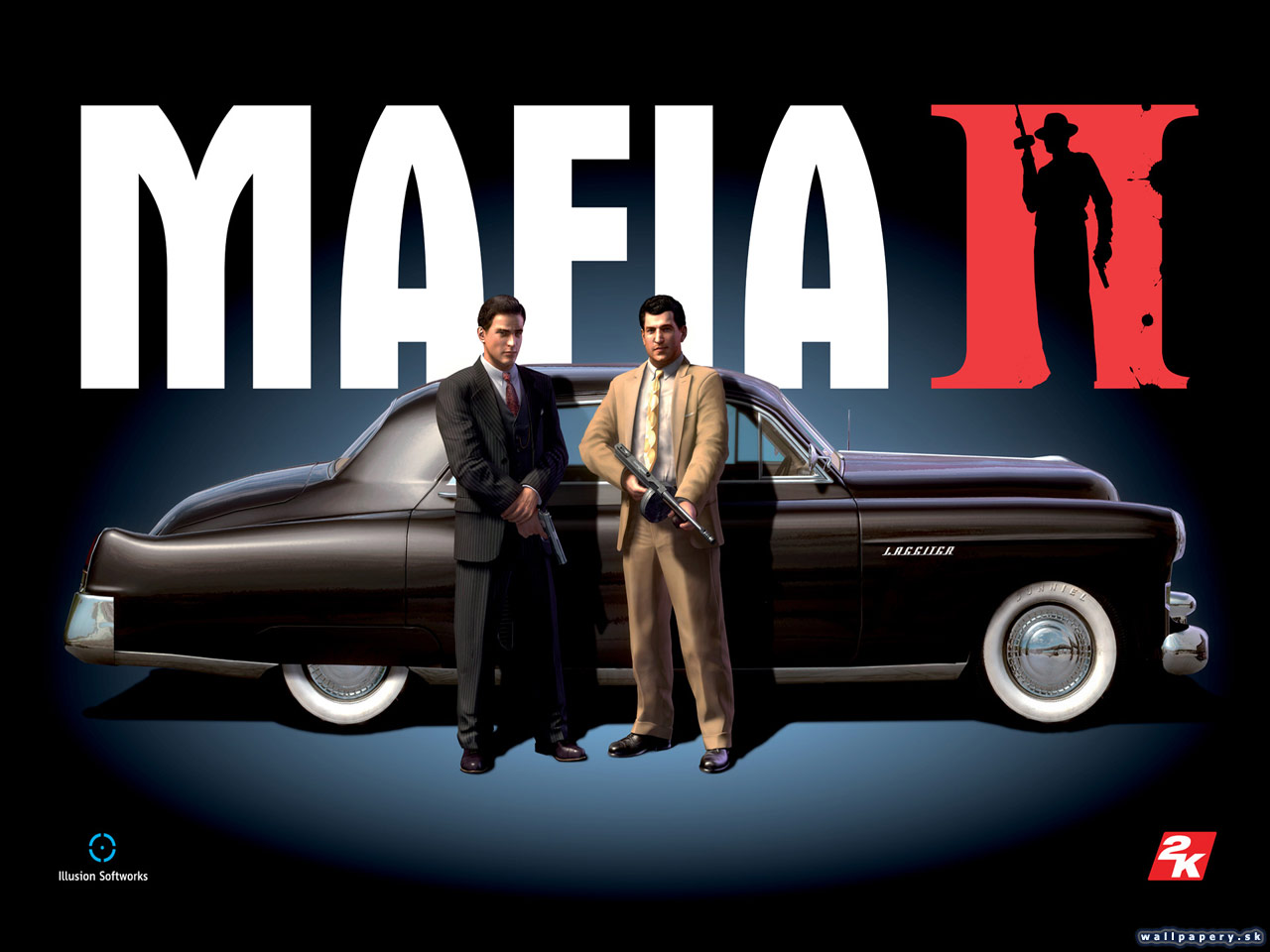 Mafia 2 - wallpaper 1
