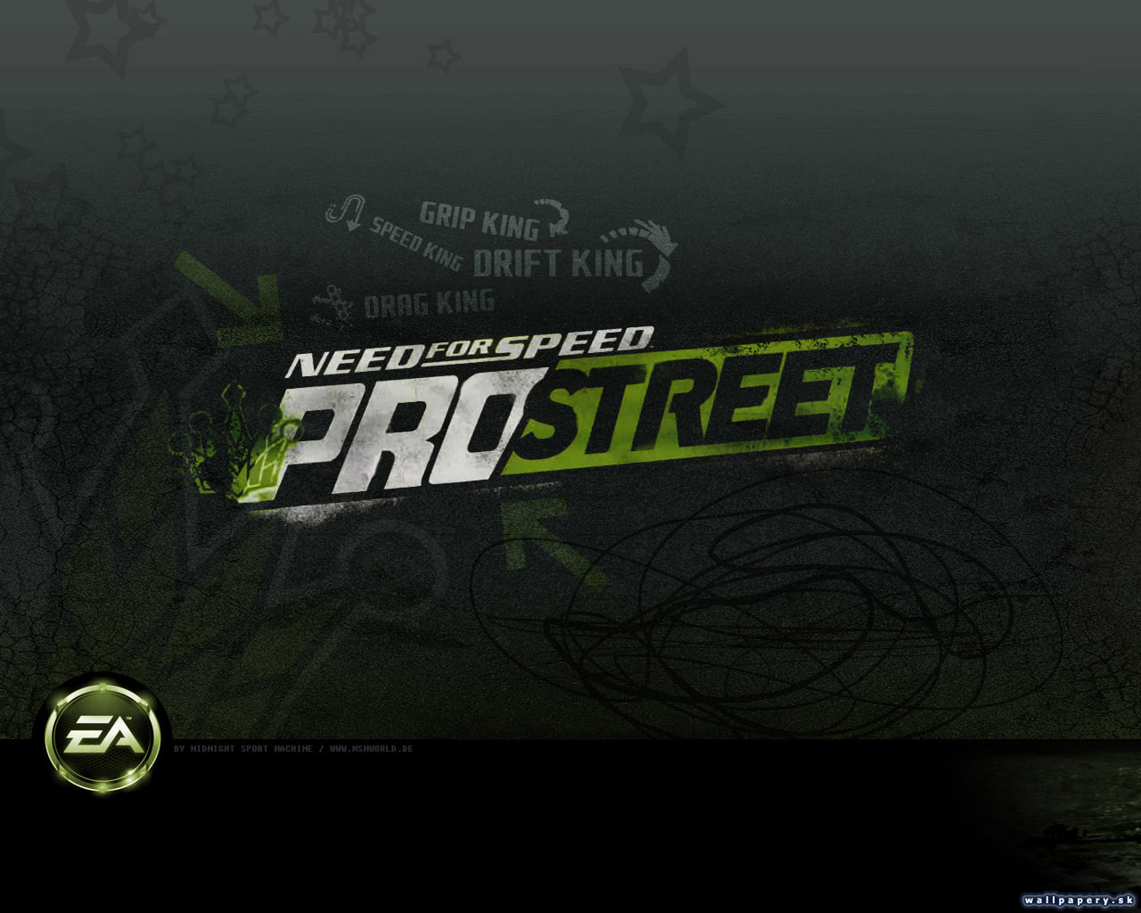 Need for Speed: ProStreet - wallpaper 4