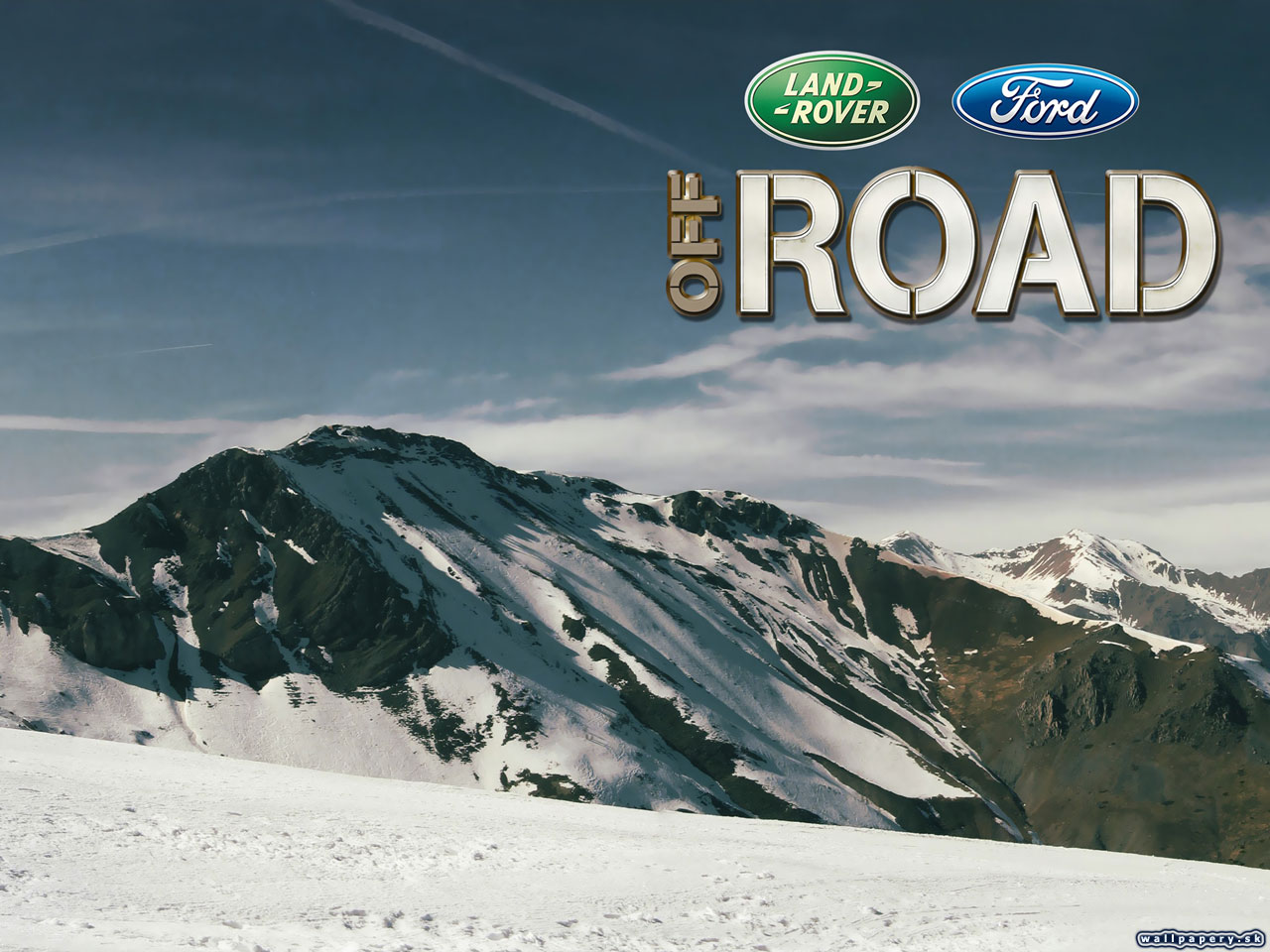 Ford Racing: Off Road - wallpaper 6
