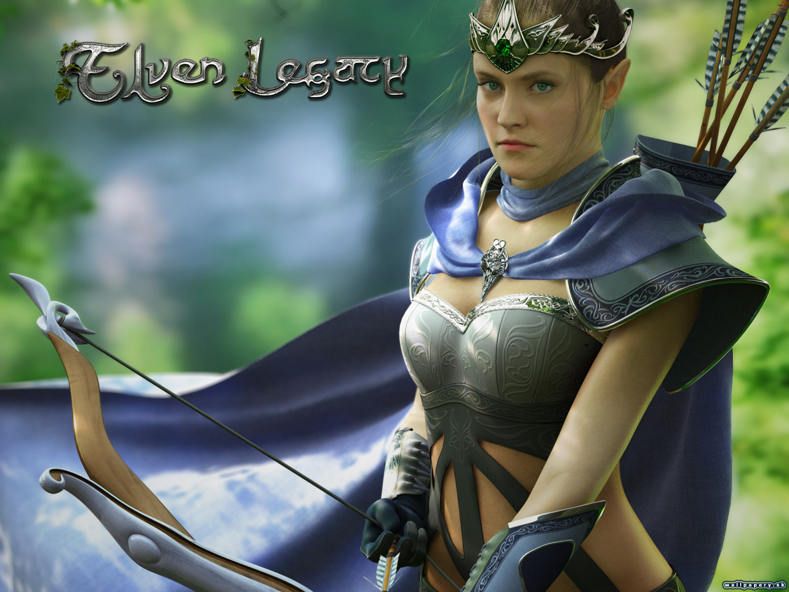 Elven Legacy - wallpaper 1