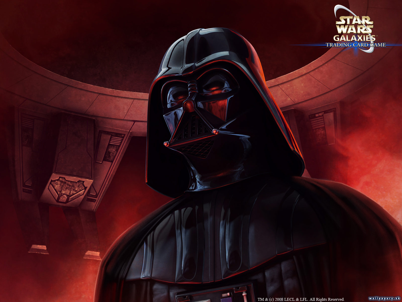 Star Wars Galaxies Wallpaper: Trading Card Game: Champions Of The