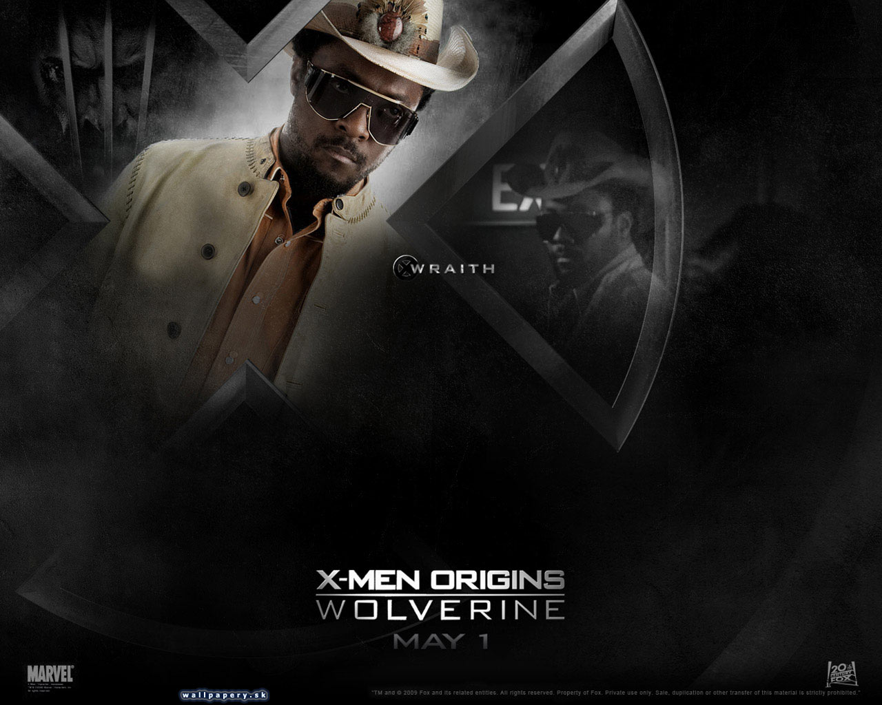 X-Men Origins: Wolverine - wallpaper 8