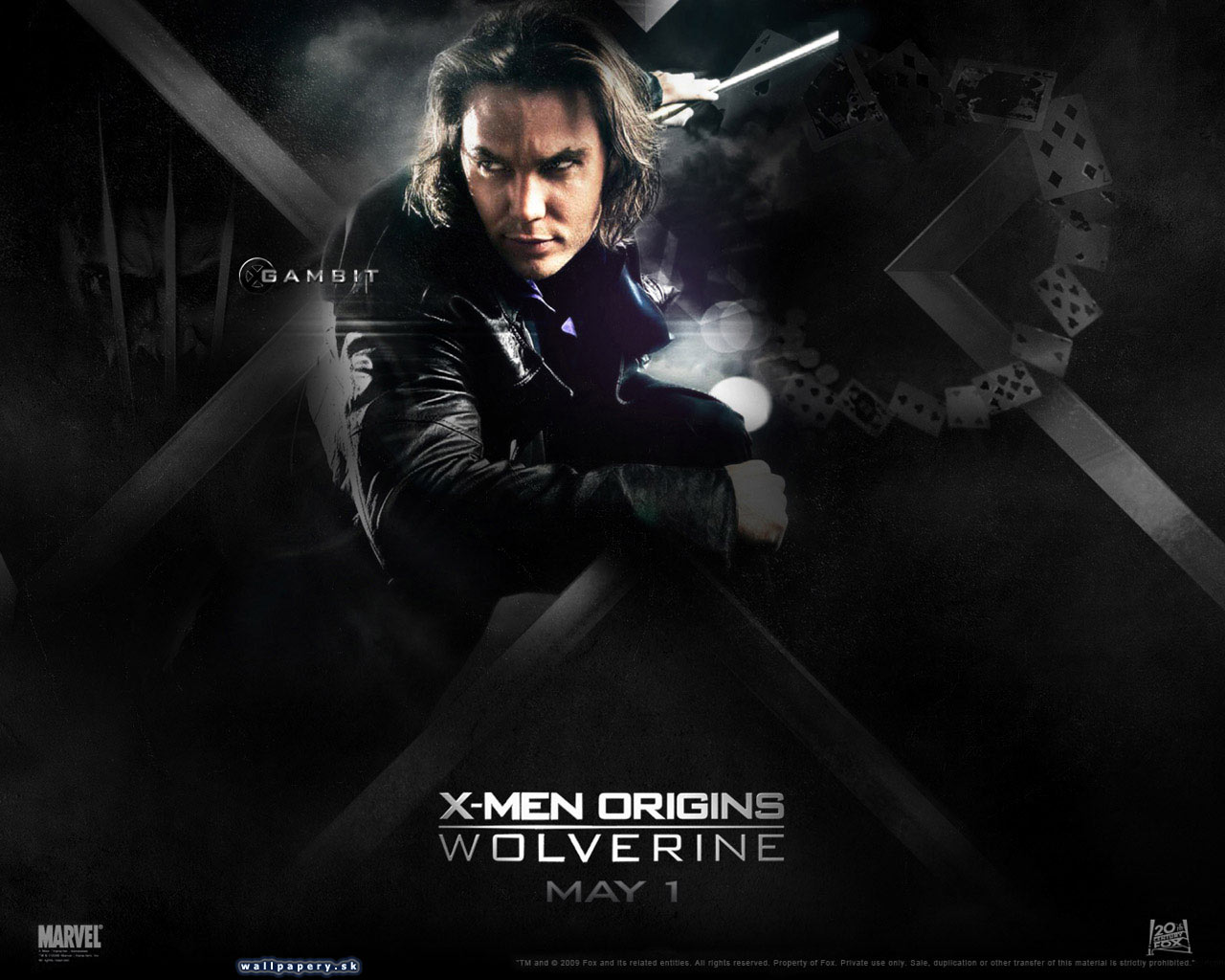 X-Men Origins: Wolverine - wallpaper 12