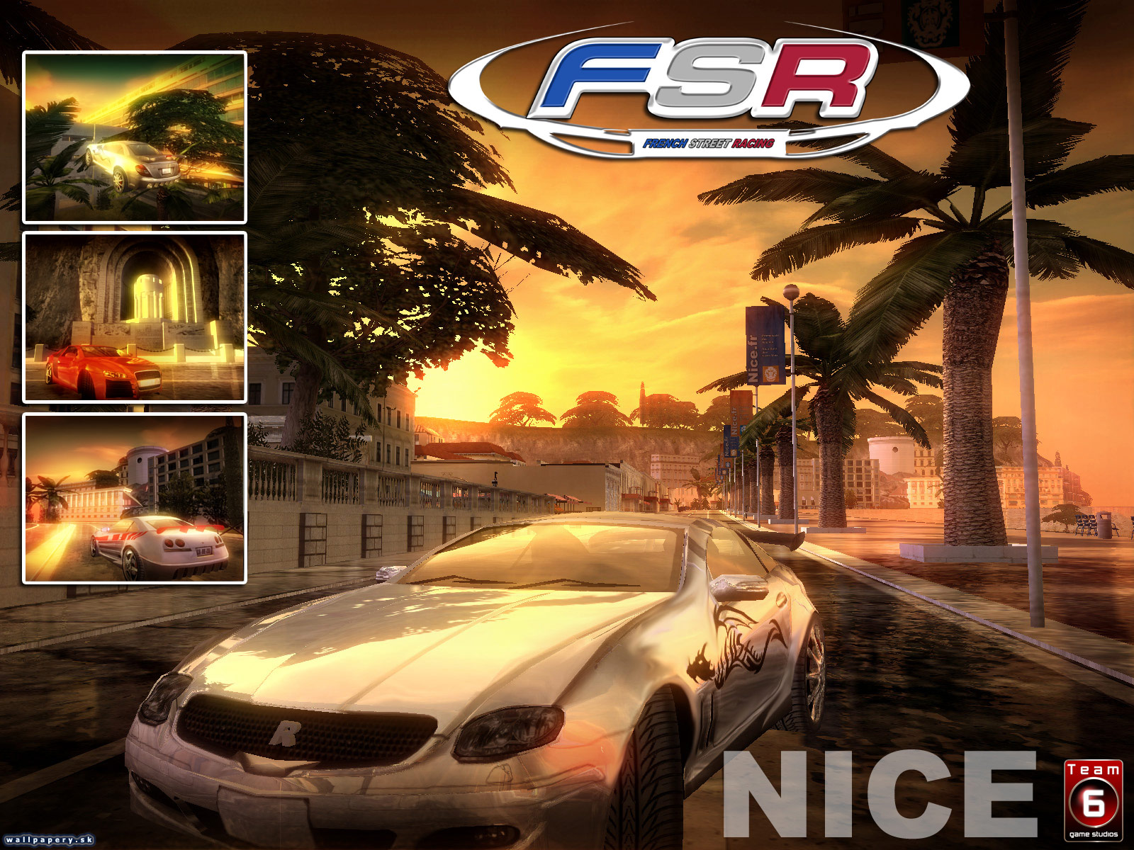 FSR - French Street Racing - wallpaper 6