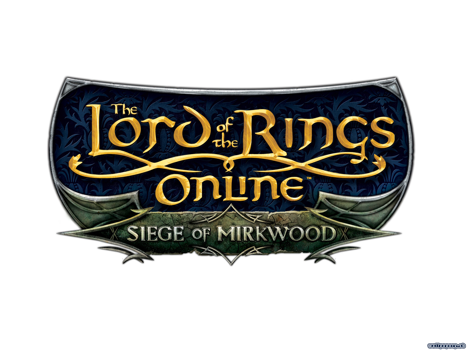 The Lord of the Rings Online: Siege of Mirkwood - wallpaper 2