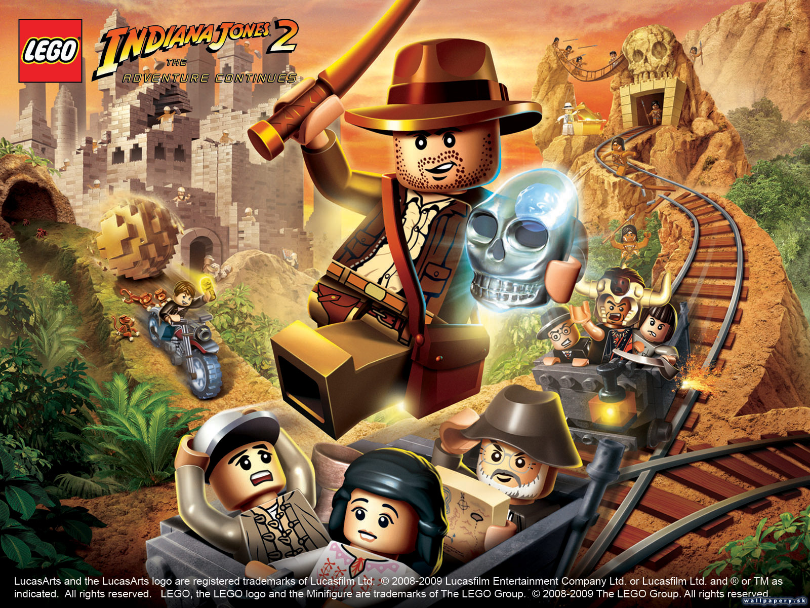 indiana jones adventure wallpaper - photo #19