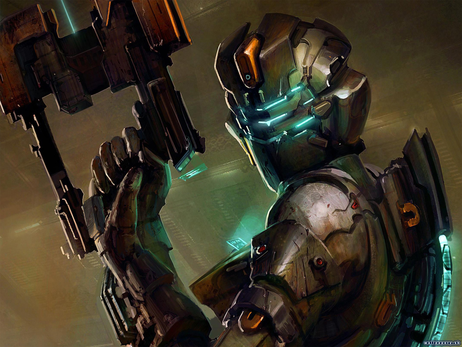 Dead Space 2 - wallpaper 4